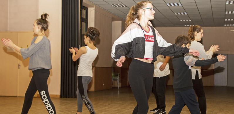 Danse cours
