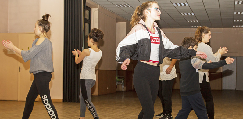 Cours danse hip-hop As en danse Essonne 91