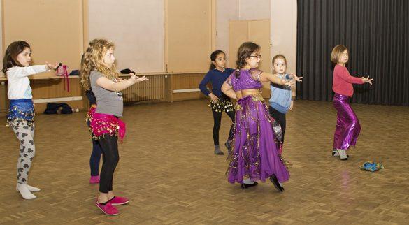 cours multidanse As en danse