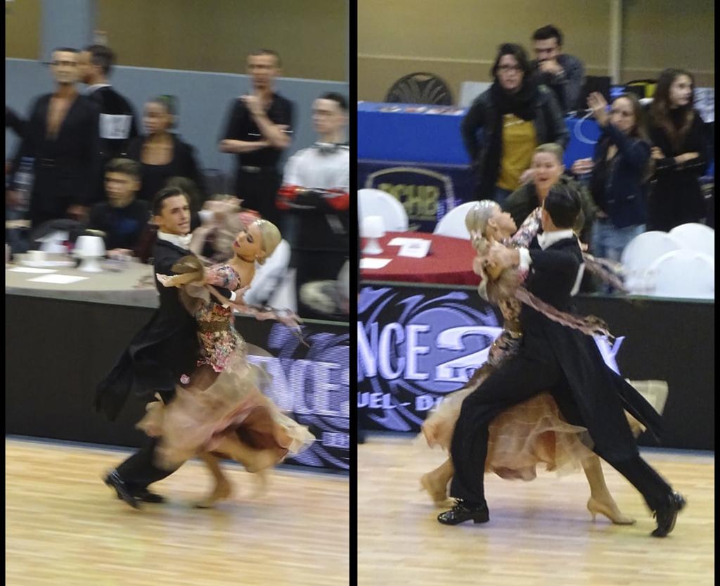 Championnats de France 10 danses as-en-danse