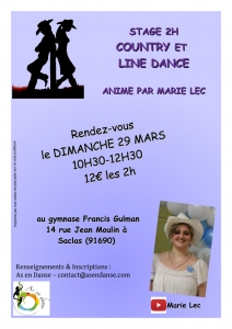 stage country line dance as-en-danse
